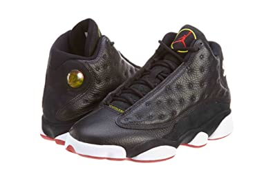 220d904778d Image Unavailable. Image not available for. Color: Air Jordan 13 Retro 'Playoff  2011 Release' ...