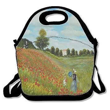 Penin – Van Gogh Monet Pintura al óleo obra maestra Casual al aire libre bolsa para