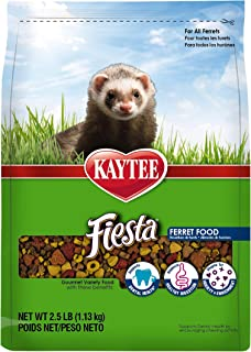 product image for Kaytee Fiesta Ferret Food, 2.5-Lb Bag