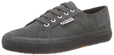 5ea4d4e31449 Superga Unisex-Erwachsene 2750-SUEU Sneaker, Grau (Grey Stone F28)