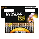 Duracell Plus AAA Battery (Pack pf 12)
