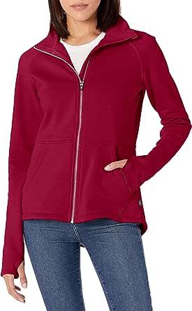 Skechers Women's Signature Snugglefleece Full Zip Jacket