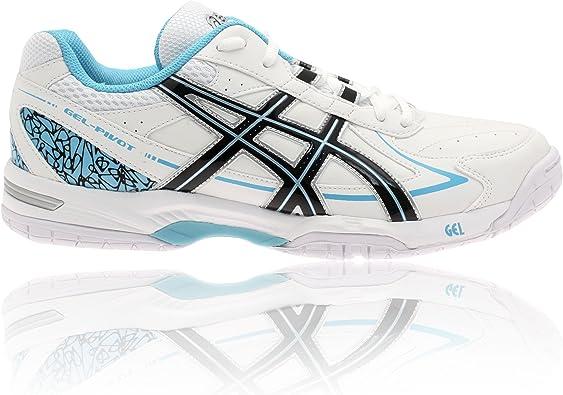 Murmullo Centrar Nominal  ASICS Gel-Pivot 9 Women's Zapatilla De Baloncesto - 44.5: Amazon.es:  Zapatos y complementos