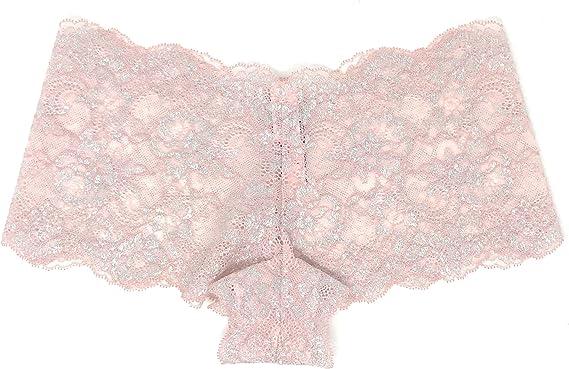 M L VICTORIAS SECRET Dream Angels Boho Mini Shorts Shortie Panty  S