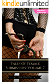 Tales Of Female Submission Volume 7: Five Title Box Set Bundle
