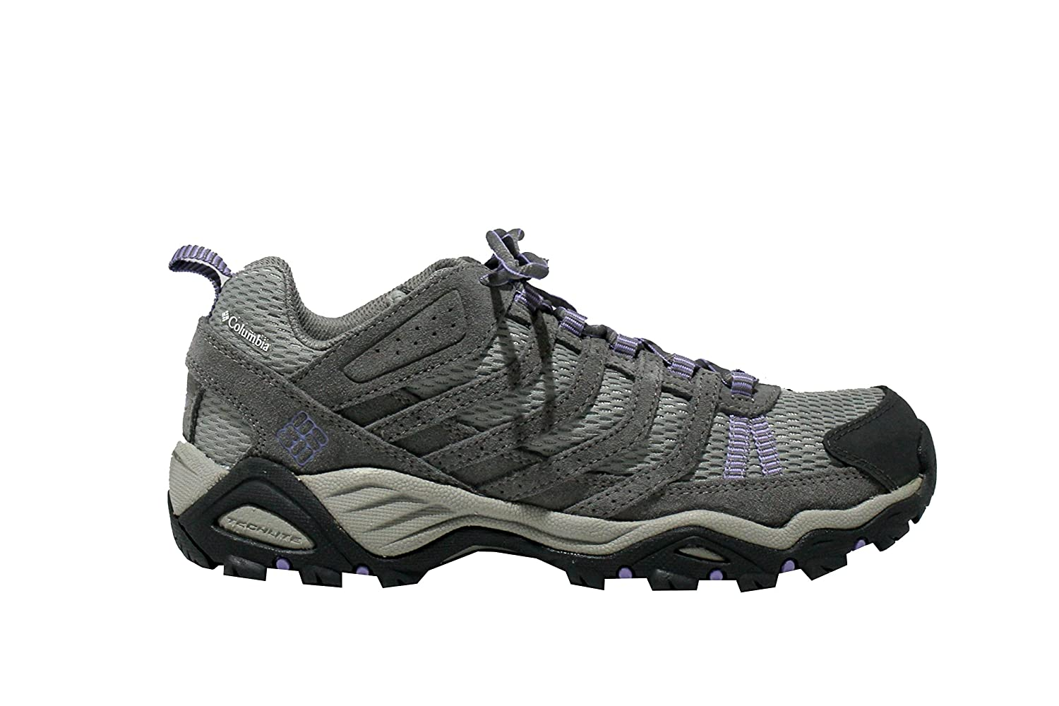 Columbia Women's Jewel Basin Hiking Shoes Sneakers B0798Y5YRZ 8 B(M) US|Dove Purple
