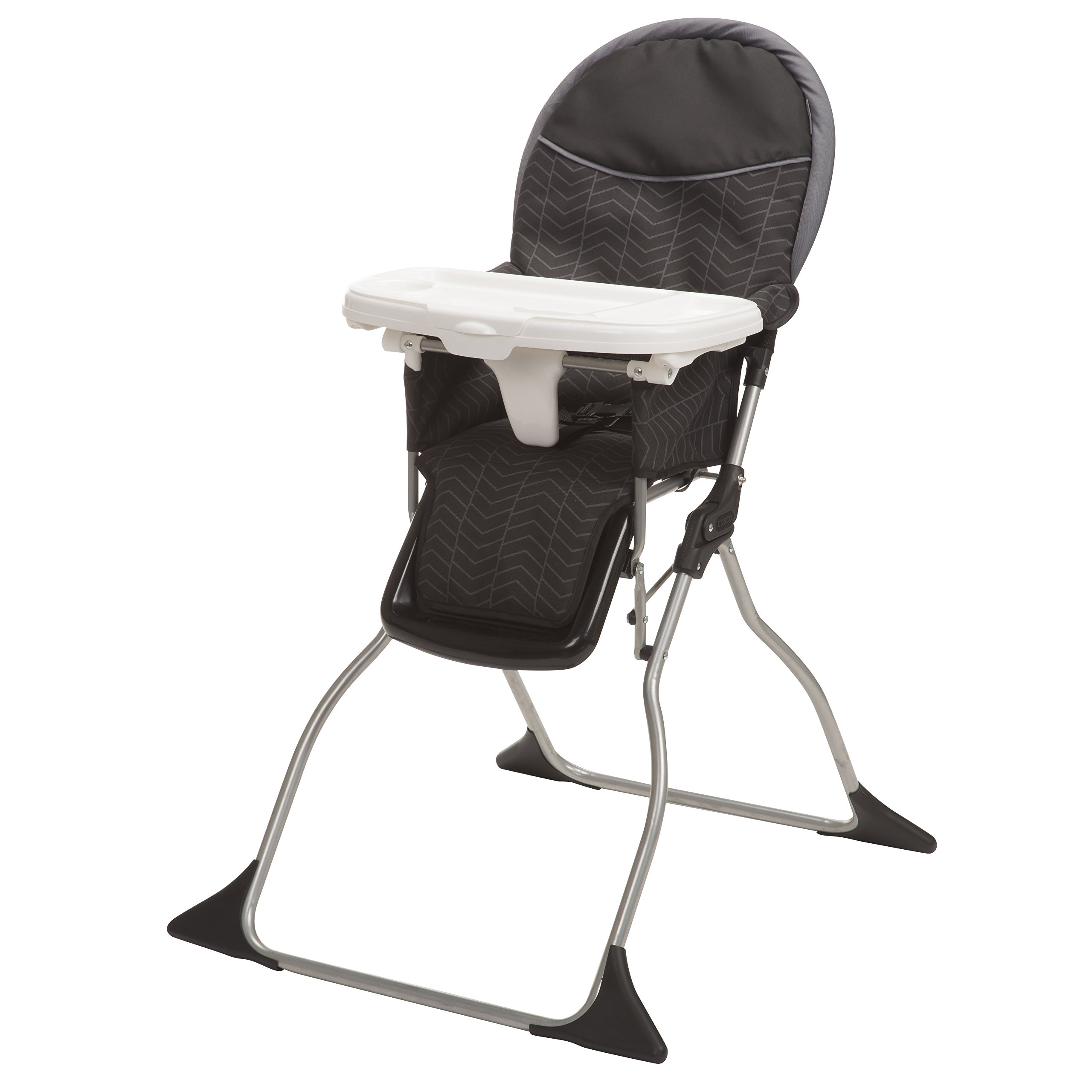 Cosco Simple Fold Plus High Chair - Black Arrow: Amazon ca: Baby