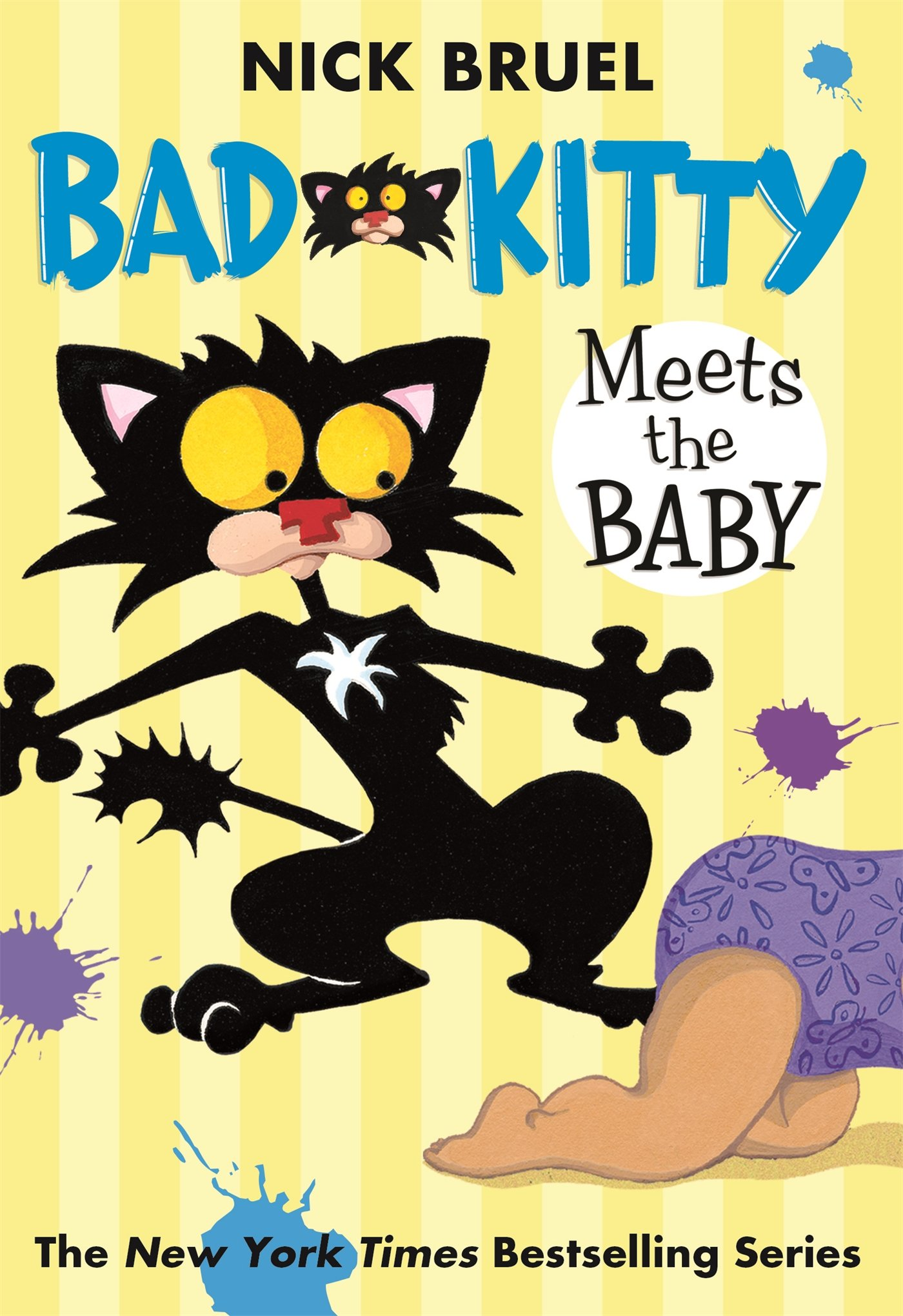 Bad Kitty Meets the Baby