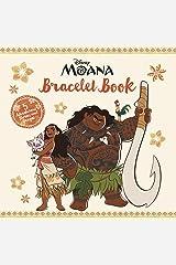 Moana Bracelet Book Paperback