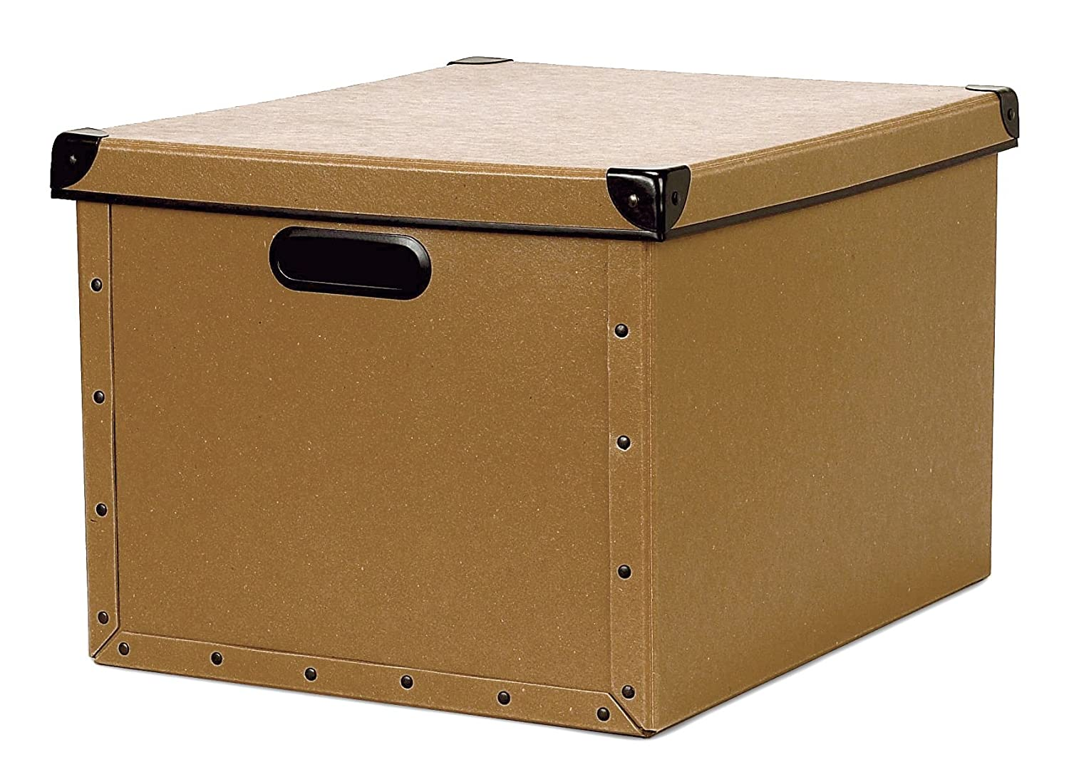 Amazon.com: Cargo Naturals Dual File Box, Sage, 10 3/4 By 15 1/2 By  12 1/2 Inch: Home U0026 Kitchen