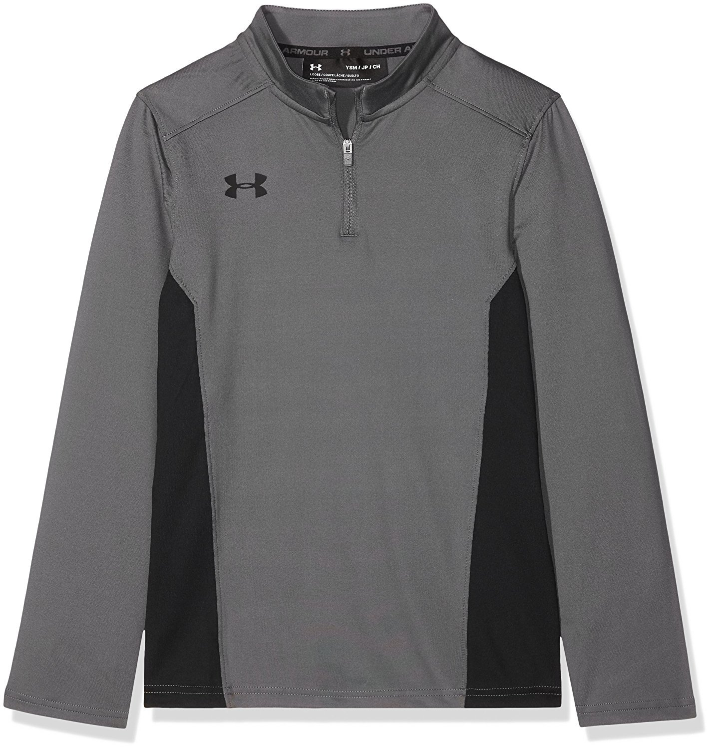 Under Armour Jungen Y Challenger Ii Midlayer Langarm-Shirt