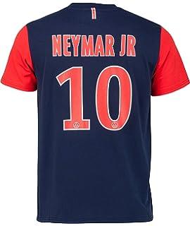 Equipo de Fútbol de Francia, camiseta de la FFF – Jugador Kylian Mbappe – Colección oficial en talla para niño.: Amazon.es: Deportes y aire libre