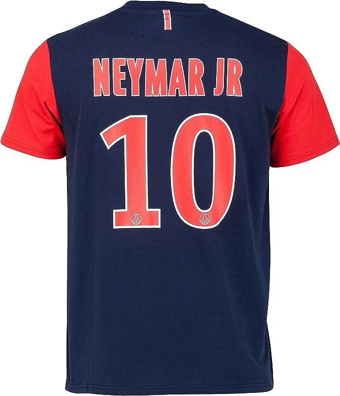Paris Saint Germain – Camiseta oficial del PSG – Neymar Jr – Colección oficial para niño, Niñas, ., azul, 10 años: Amazon.es: Ropa y accesorios