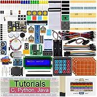 Freenove Ultimate Starter Kit for Raspberry Pi 4 B 3 B+ 400, 434-Page Detailed Tutorials, Python C Java Code, 223 Items…