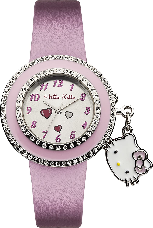 Hello Kitty 26154–Mädchen Armbanduhr