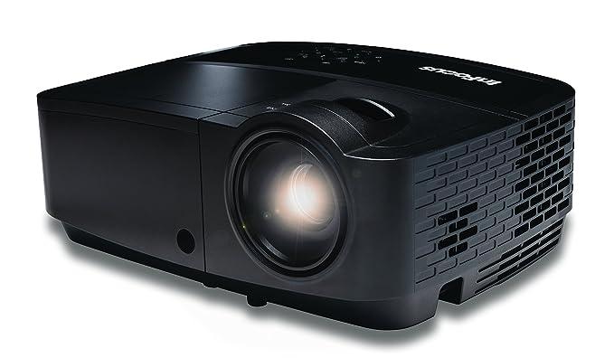 Infocus IN119HDx Video - Proyector (3200 lúmenes ANSI, DLP, 1080p ...