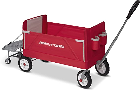 Radio Flyer 3-In-1 Tailgater Wagon
