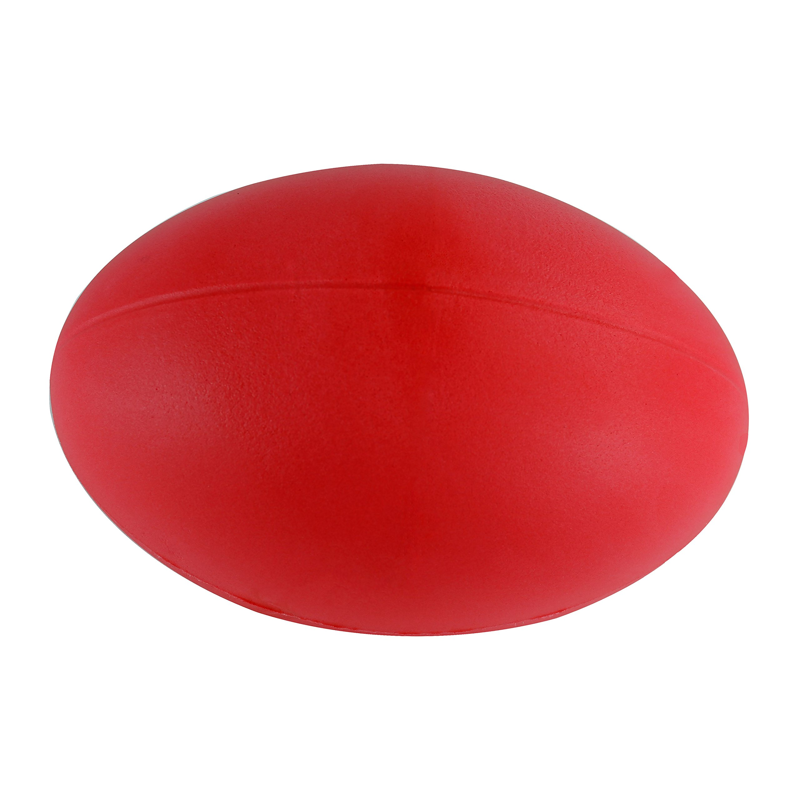 First-Play Foam Rugby Ball, Red