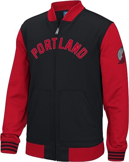 adidas Portland Trail Blazers NBA Full Primary Logo Long