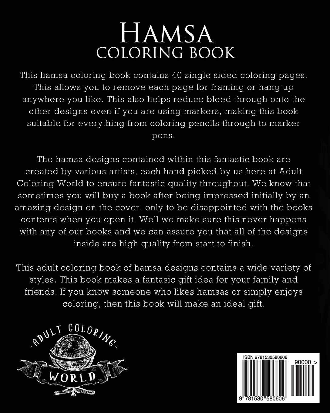 Amazon Hamsa Coloring Book An Adult Of 40 Designs To Help You Relax And De Stress Spiritual Books Volume 1