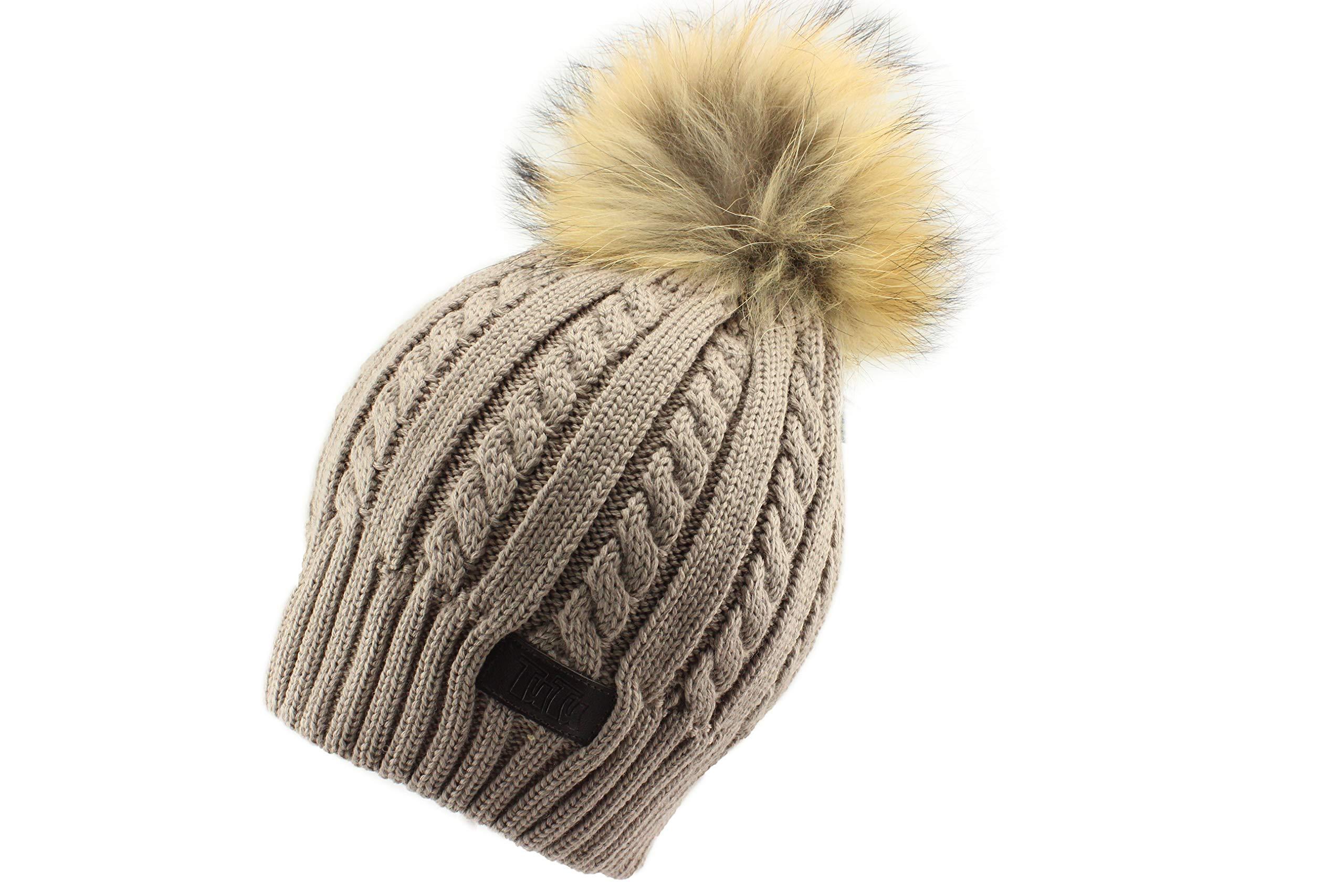 Tutu Boys Warm Winter Pom Pom Beanie Hat (3-003913)