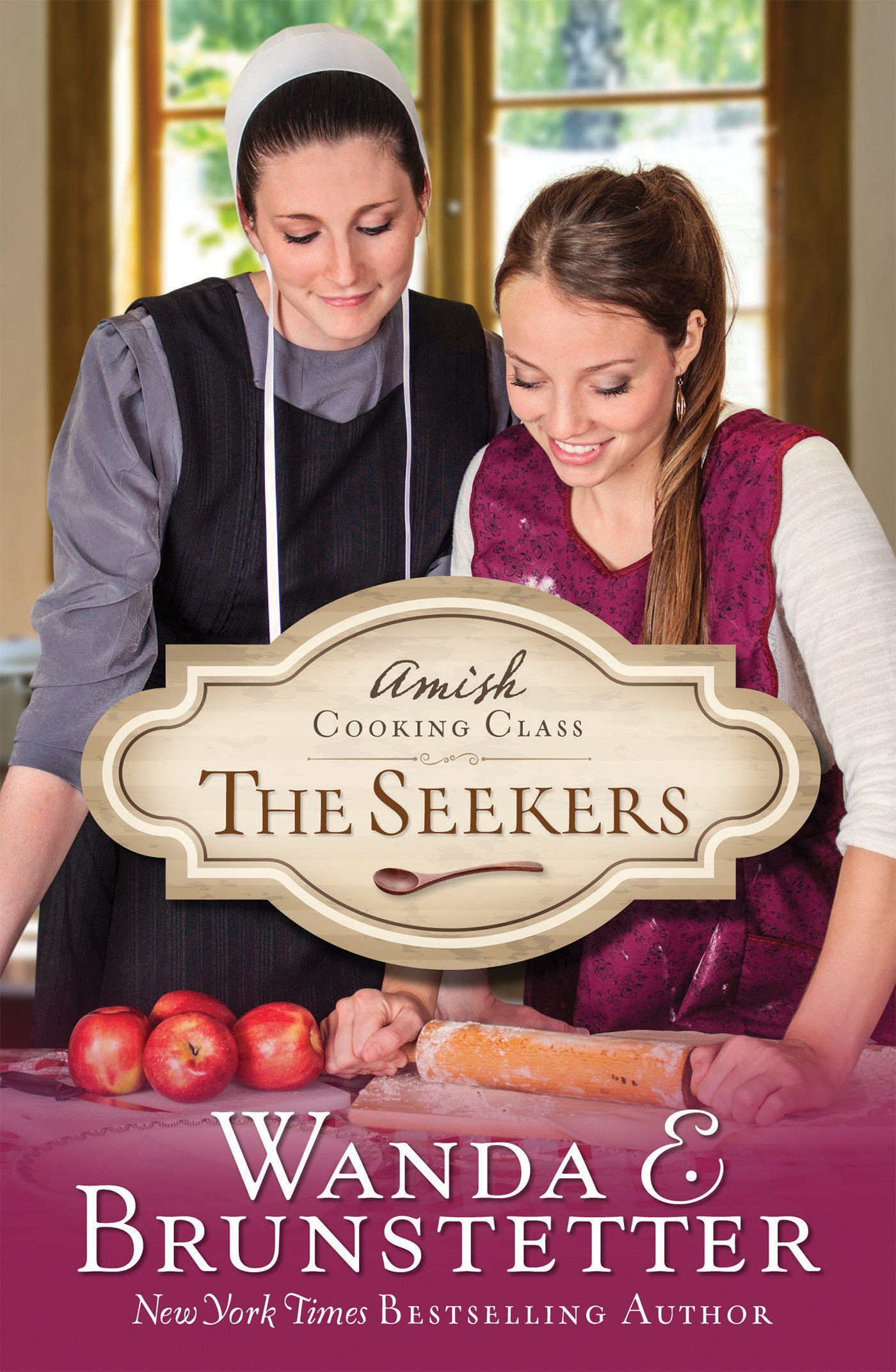 The Amish Cooking Class - The Seekers: Book 1 of Amish ...