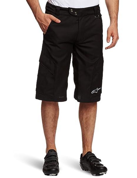 89ebc39cf Amazon.com   Alpinestars Manual Freeride Bicycle Shorts   Cycling  Compression Shorts   Clothing