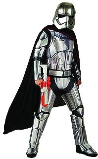 Rubie's Costume Captain Phasma - Star Wars Vii Per Adulto Xl Rubie's Italy srl 810670