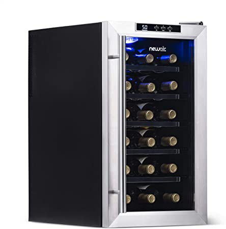 NewAir AW181E 18 Bottle Wine Cooler