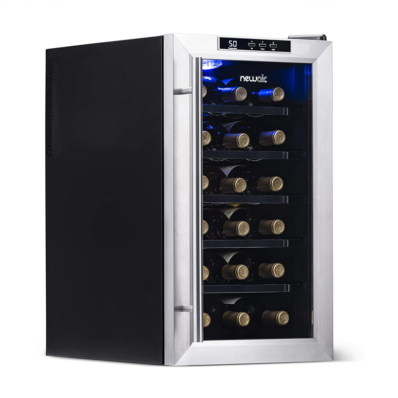99b87da9214 Amazon.com  NewAir Wine Cooler and Refrigerator