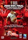 Rugby World Cup Final 2003 - 10th Anniversary Edition with ITV Commentary [DVD]