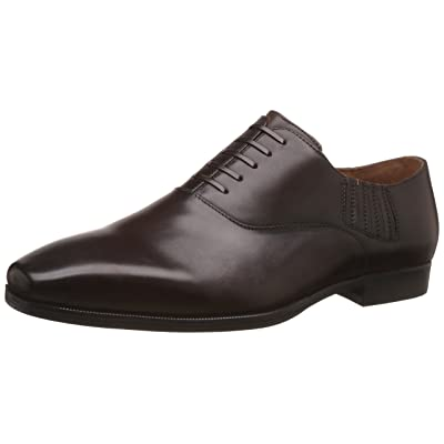 Steve Madden Men's Manifest Oxford, Brown, 13 M US | Oxfords