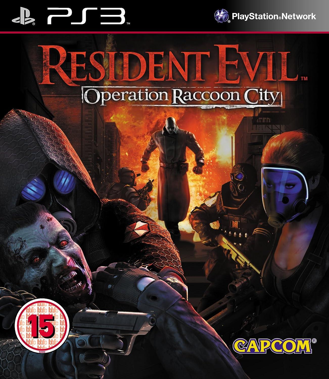 Kết quả hình ảnh cho Resident Evil Operation Raccoon City cover ps3