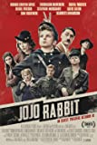 Tomorrow sunny JoJo Rabbit 2019 Movie Poster Art Print 24'' X36'' (A)