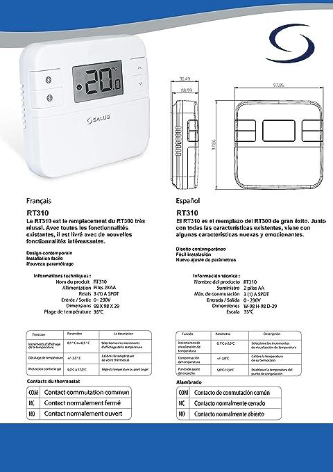 RT310 Thermostat