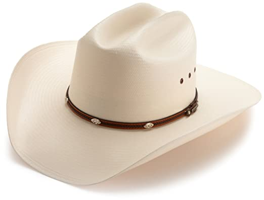 Stetson Men s Alamo Hat at Amazon Men s Clothing store  Cowboy Hats 9c1524f6382