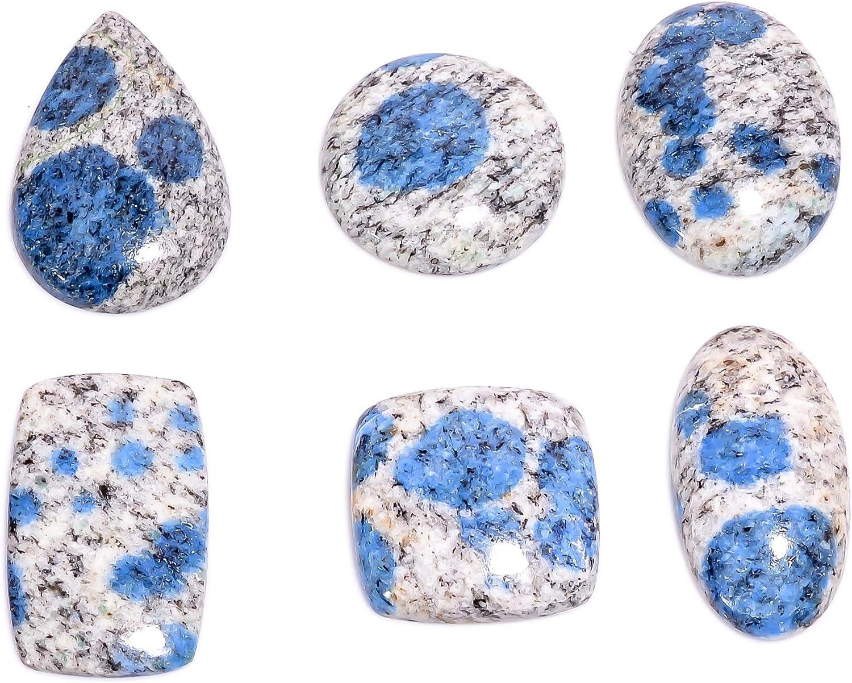 3 Piece Natural k2  Jasper Cabochons 100/%  K2 Granite Smooth Polished Jewellery Making Loose gemstone Handmade  80 Ct M# 870