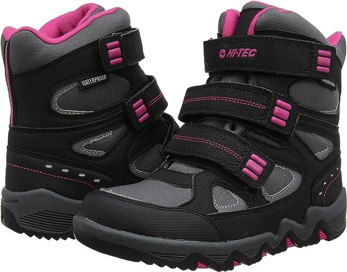Hi-Tec Thunder Waterproof Junior Girls Botas de Senderismo para Ni/ñas