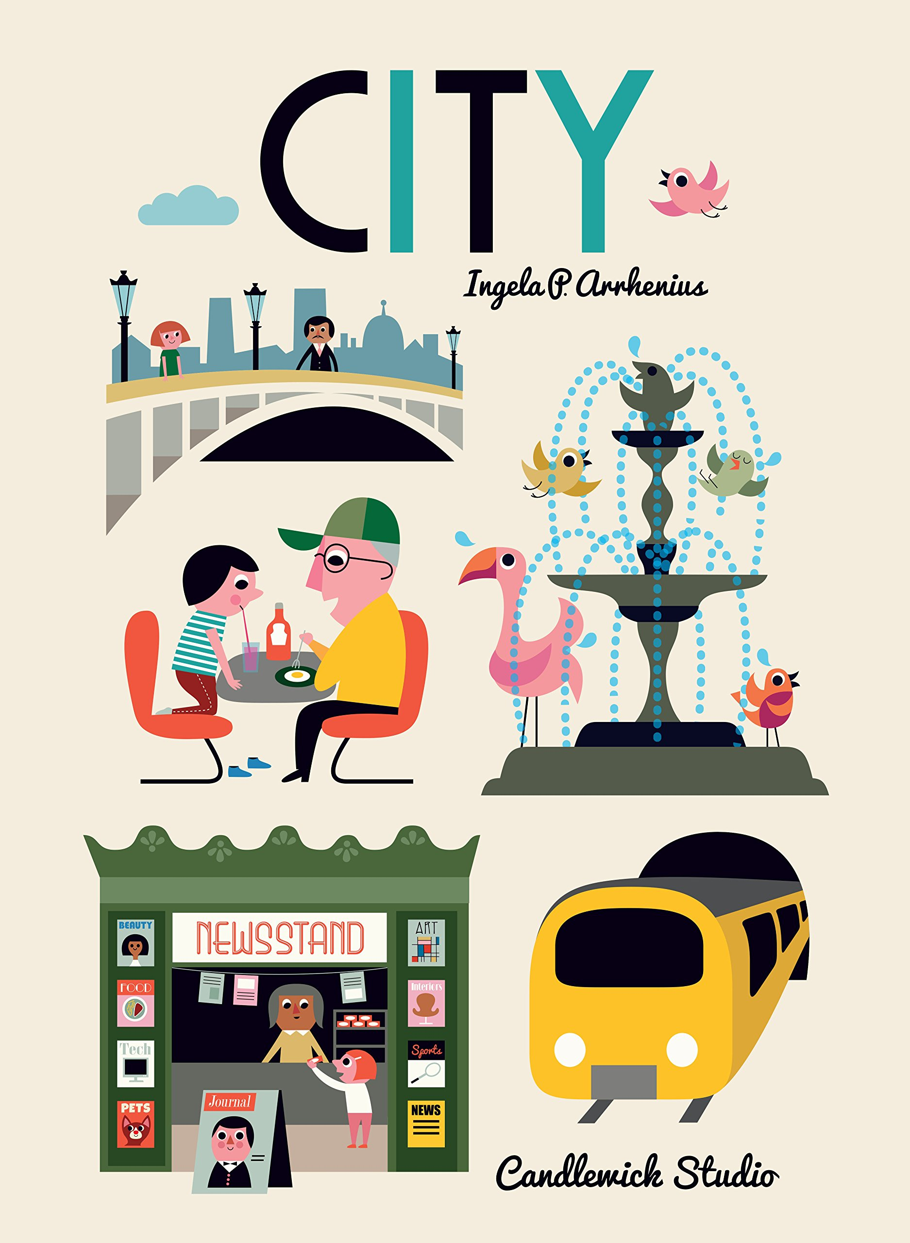 City by Candlewick (Image #1)