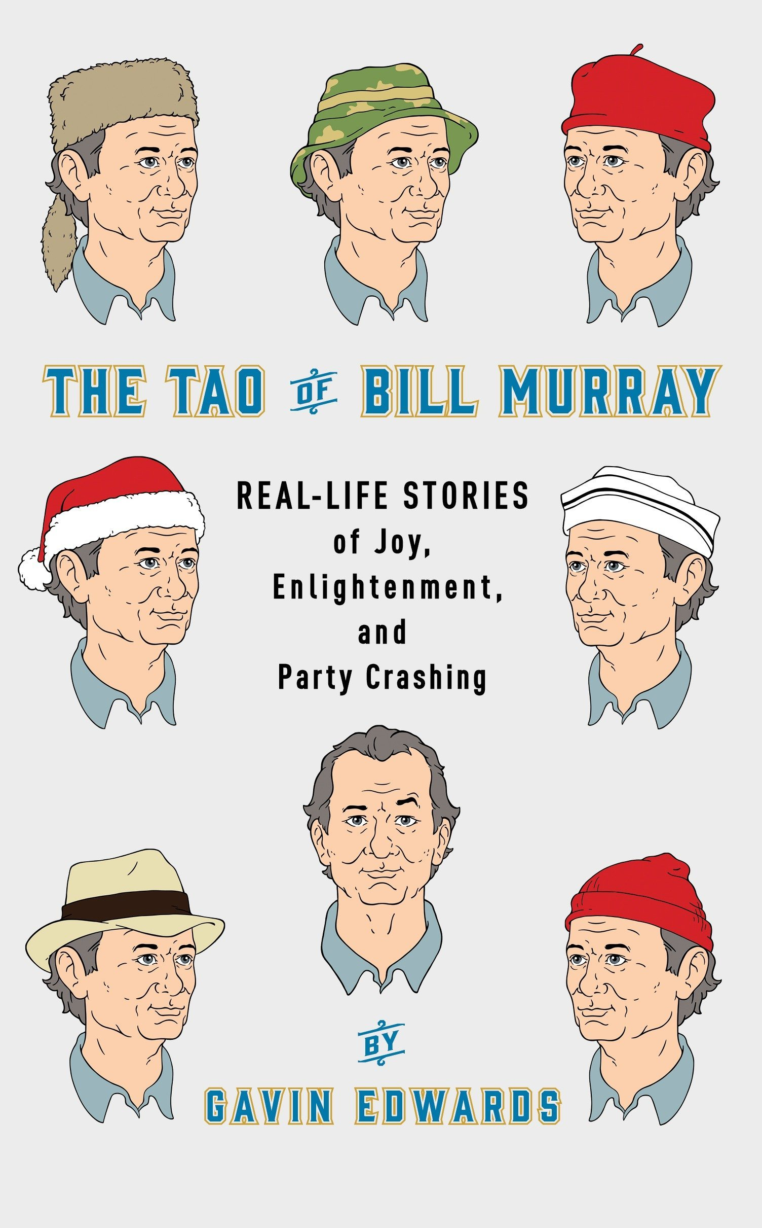 Image result for the tao of bill murray book cover