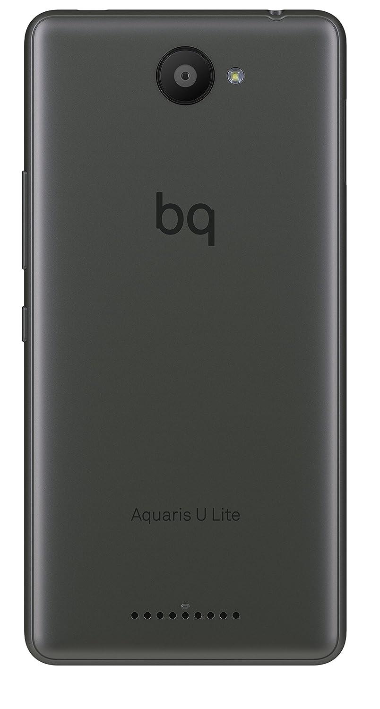 BQ Aquaris U Lite - Smartphone de 5 (WiFi, Bluetooth 4.2, Qualcomm Snapdragon 425, Quad Core, 16 GB de Memoria Interna, 2 GB de RAM, cámara de 8 MP, ...