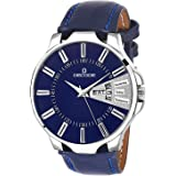 Decode Analogue Blue Dial Men's And Boy's Watch-Gr-5040 Blue Matrix Collection