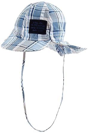 4ae868e3e4228 Döll® Jungen Sonnenhut mit Schirm Nackenschutz  Amazon.de  Bekleidung
