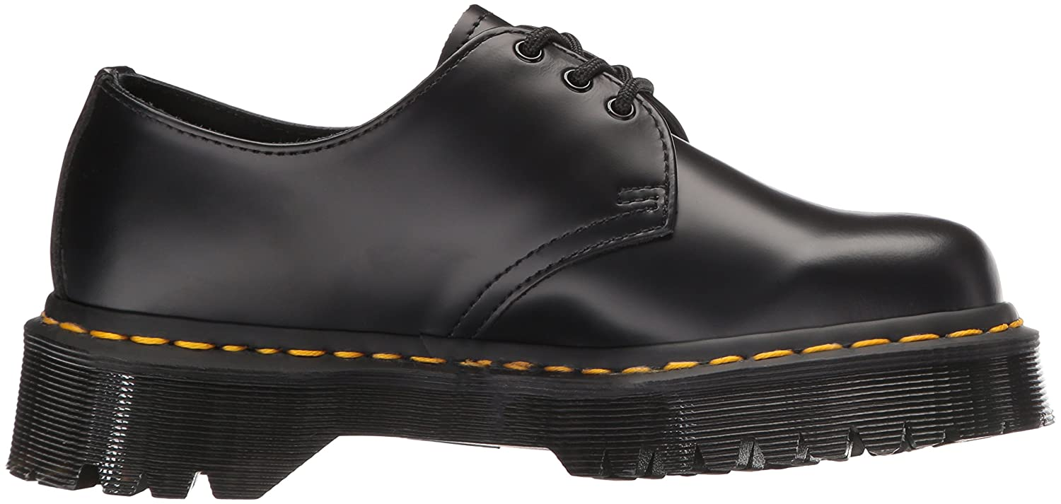 Dr Martens 1461 Bex 3-eye shoes in black