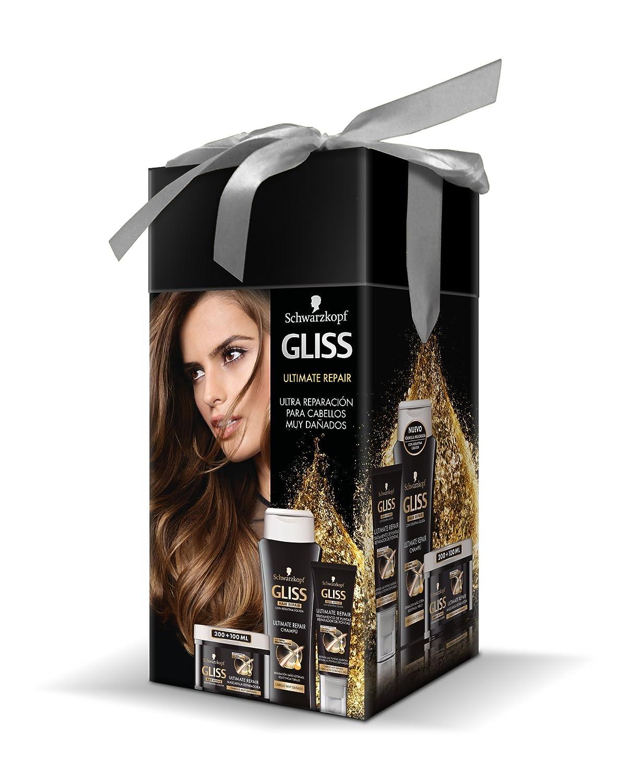 Gliss Productos de Navidad para el Cabello Ultimate Repair Gliss - 1 pack Henkel 2157543