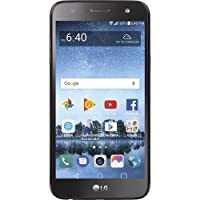 Amazon.com deals on Simple Mobile LG Fiesta 2 4G LTE Prepaid Phone w/$50 Unlimited