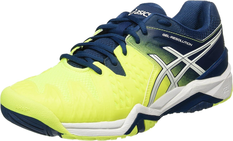 ASICS Gel Resolution 6, Chaussures de Tennis Homme