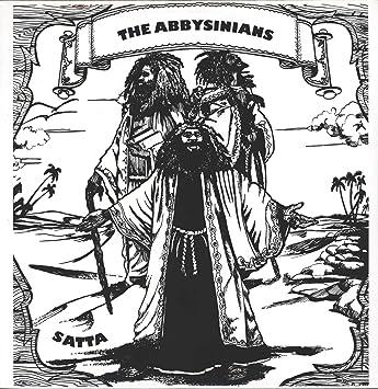 Abyssinians, the - Satta Amasagana Original Pre- Abbyssinians Issue