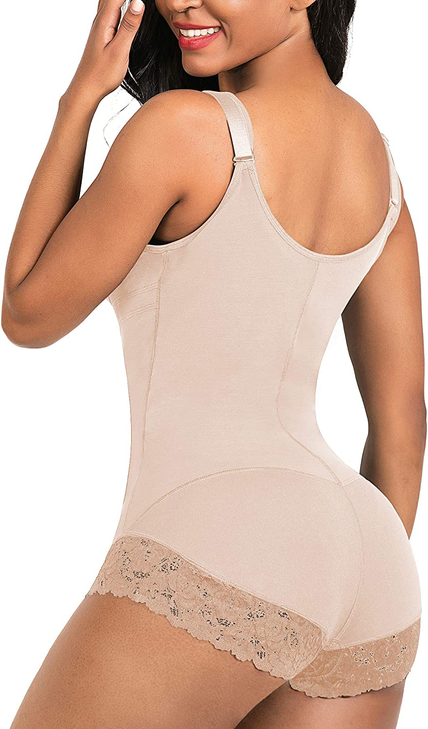 Details about  /Fajas Colombianas Reductoras Women High Waist Panty Slimming Body Shaper Briefs