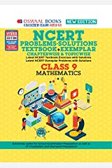 Oswaal NCERT Problems - Solutions (Textbook + Exemplar) Class 9 Mathematics Book (For 2021 Exam) Kindle Edition